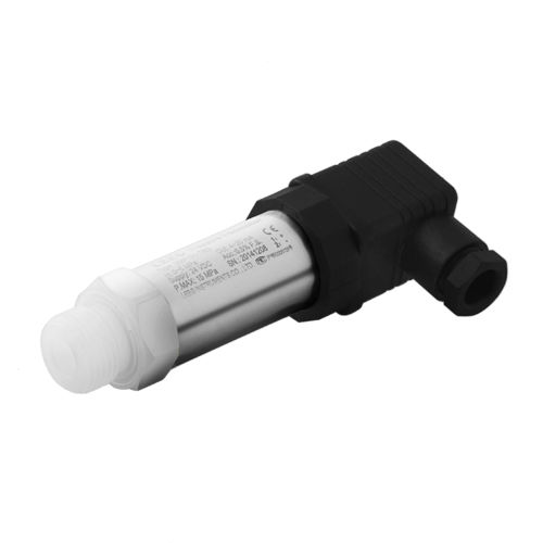 relative pressure transmitter / ceramic / DC output / threaded