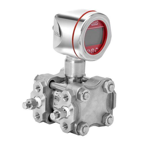Differential pressure transmitter / thermal / HART / flange DMP305X-DSF Shanghai LEEG Instrument Co.,Ltd.