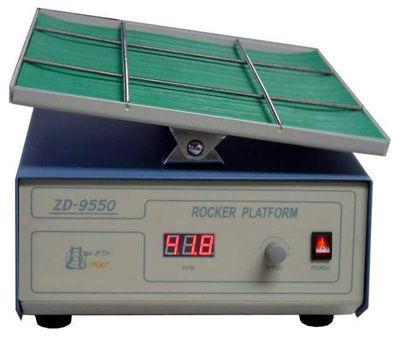 Three-dimensional laboratory agitator / digital / for beakers ZD-9550 SMT MAX