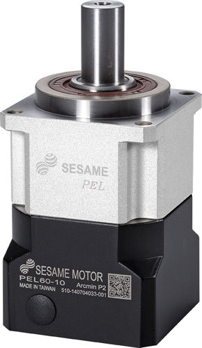 planetary gear reducer / spur / coaxial / high-precision