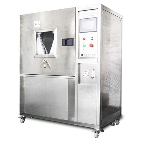 dust test chamber / with temperature and climatic control