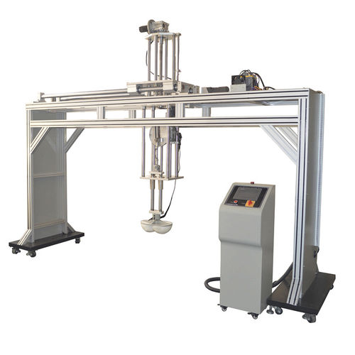 durability testing machine / static load / for mattresses / foam