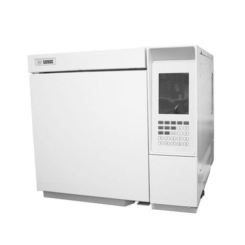 GC chromatograph / NPD / flame ionization / thermal conductivity detector