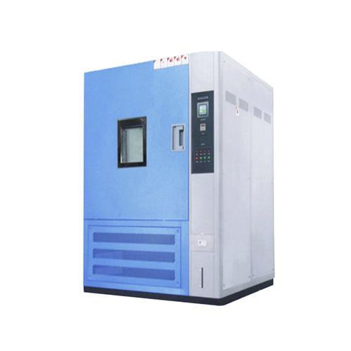 environmental test chamber / altitude / for high temperatures / low-temperature