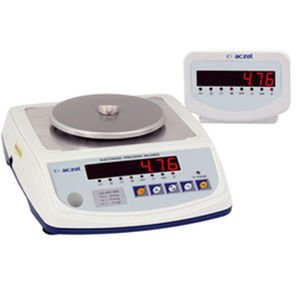 Precision balance / laboratory / counting / with LCD display CG Series Aczet Pvt Ltd.