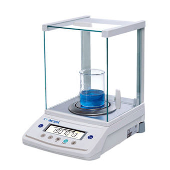 Laboratory balance / analytical / counting / with LCD display CY Aczet Pvt Ltd.