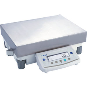Precision balance / laboratory / counting / with LCD display SSH Series Aczet Pvt Ltd.