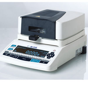Laboratory scales / moisture analysis / with LCD display MB Series Aczet Pvt Ltd.