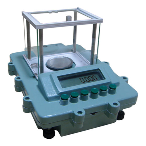 Precision balance / laboratory / counting / with LED display CY series Aczet Pvt Ltd.