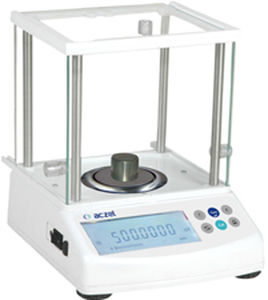 Benchtop scale / carat / with LCD display / with external calibration weight CGK series Aczet Pvt Ltd.