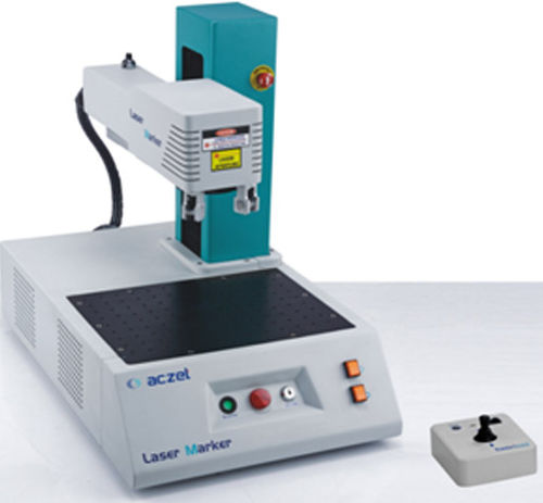 fiber laser marking machine - Aczet Pvt Ltd.