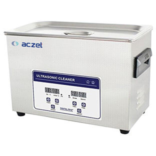ultrasonic cleaning machine / with basket