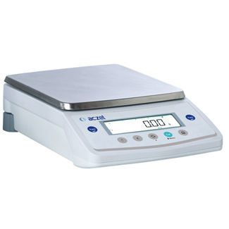 Precision balance / counting / with LCD display / with external calibration weight CY series Aczet Pvt Ltd.