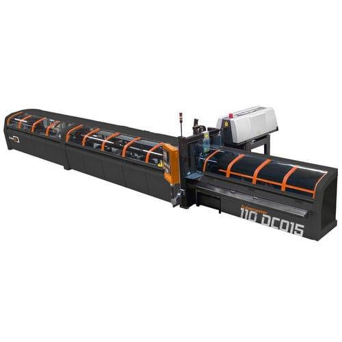metal cutting machine / laser / profile / for tubes