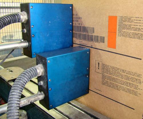 Inkjet marking system / high-resolution 2 - 100 mm | GK series REA JET - Kennzeichnungslösungen für die Industrie
