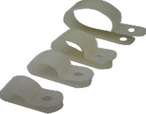Nylon cable clamp / P PCLR series KT-FLEX CO.,LTD
