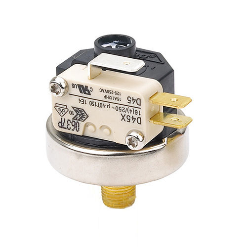 steam pressure switch / diaphragm / differential / for hygienic applications