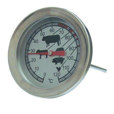 probe thermometer / analog / pocket / insertion