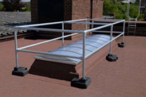 Skylight roof edge protection Kee Dome® KEE SAFETY