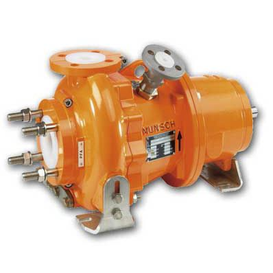 chemical pump / electric / centrifugal / industrial