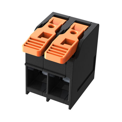 electrical power supply connector / 2-pole