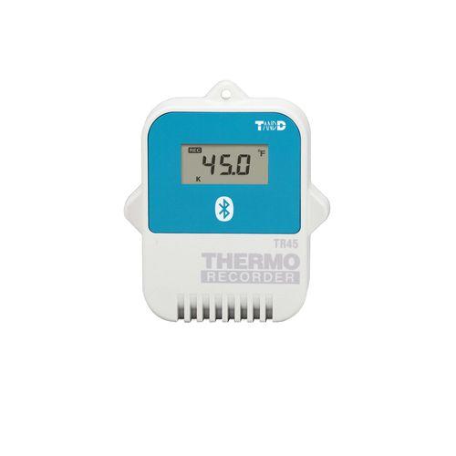 temperature data logger - TandD Corporation
