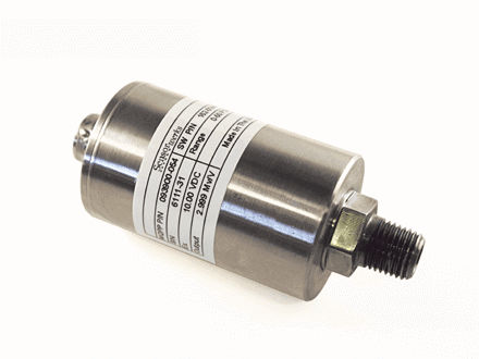 Vacuum pressure transducer / stainless steel max. 10 000 psi | SWTJE Sensorwerks
