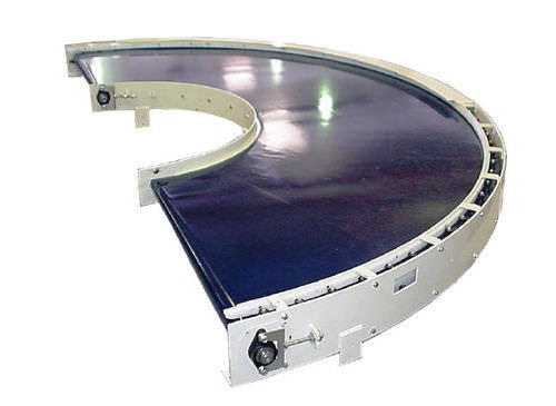 Belt conveyor / horizontal / curved / transport LM SPA