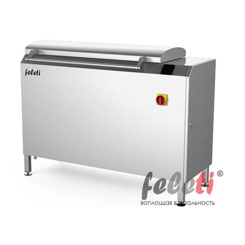 thermal cleaning machine / water / automatic / process