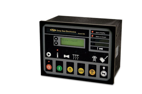 Automatic transfer switch controller max. 513 mA, 8 - 35 V | DSE556 DES