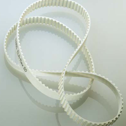 timing transmission belt / polyurethane / for conveyors / antistatic