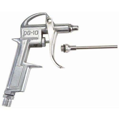 cleaning air blow gun / straight nozzle / high-pressure