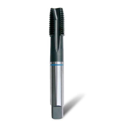 monobloc tap / straight flute / HSS / for stainless steel