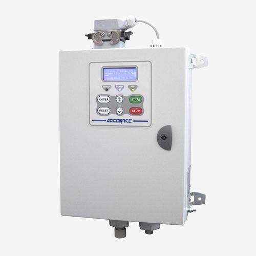 Electrostatic charge generator max. 50 kVCC, 0.1 - 0.15 A | HF50/LZ ACE di Barbui Davide & figli S.r.l.