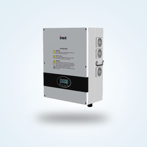 modified sine wave DC/AC inverter / three-phase / for solar applications / for industrial applications