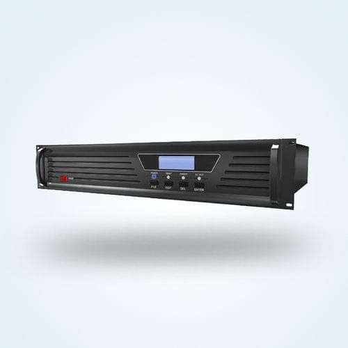 Pure sine wave UPS / on-line / AC / network DIV series ShenZhen INVT Electric Co., Ltd.