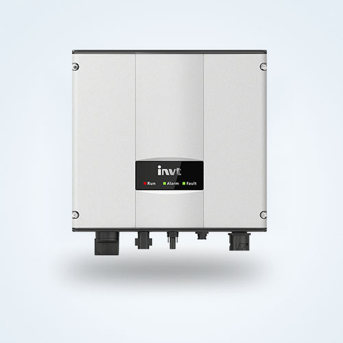 single-phase DC/AC inverter / for solar applications / compact