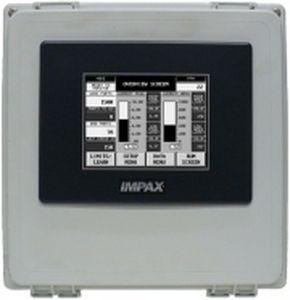 Process indicator / digital / panel-mount IMPAX PASS Process Technologies Group, Inc.