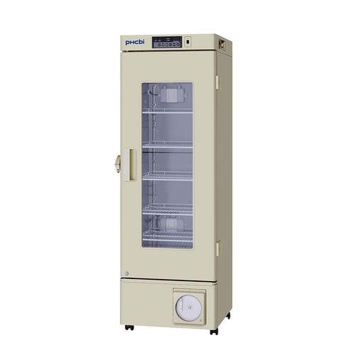 cabinet refrigerator / for blood banks