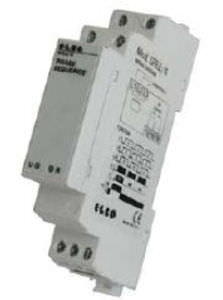 Phase unbalance protection relay / time delay / three-phase / DIN rail SFE2/4 series EL.CO.