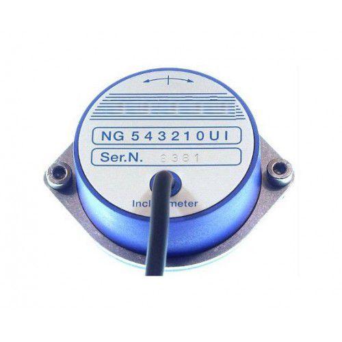 1-axis inclinometer / 4-20 mA / capacitive / high-precision