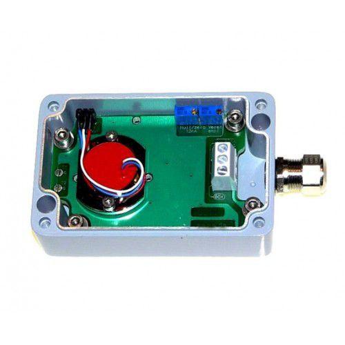 single-axis inclinometer / 4-20 mA / capacitive / high-precision