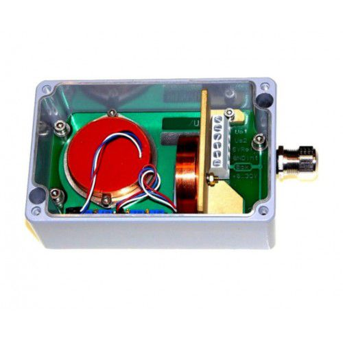 2-axis inclinometer / voltage output / capacitive / high-precision