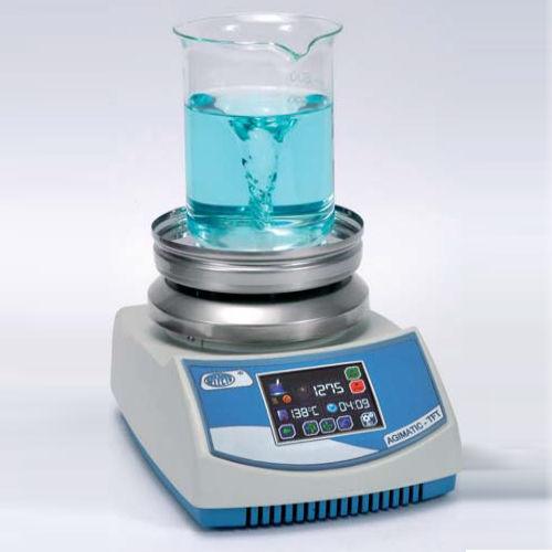 magnetic laboratory agitator / digital / for beakers