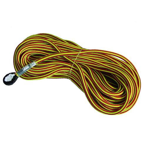 dynamic rope / polyester / fall-arrest