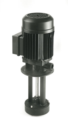 solvent pump / electric / semi-submersible / centrifugal