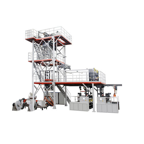 blown film coextrusion line / multilayer / barrier film