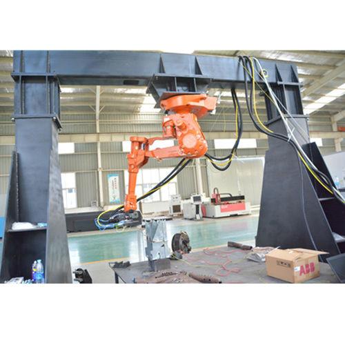 Stainless steel cutting machine / 3D laser / sheet metal / CNC X2400D Wuhan Vtop fiber laser