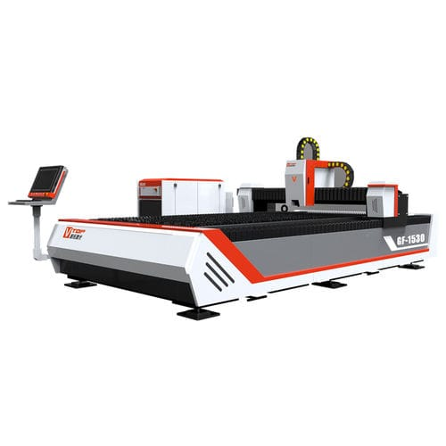 2D laser cutting machine programming software GF-1530/GF-1540/GF-1560/GF-2040/GF-2060 Wuhan Vtop fiber laser