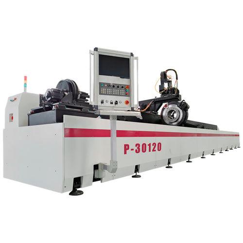 metal cutting machine / fiber laser / 2D laser / 3D laser